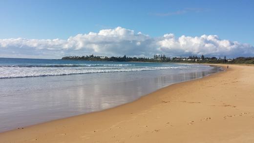 Where is culburra beach