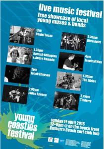 Band YCF Poster JPEG