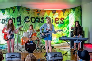 Ultraviolet from Nowra and Milton teenage girl band